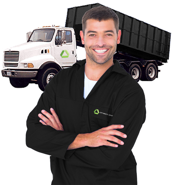 City Waste Services Staff