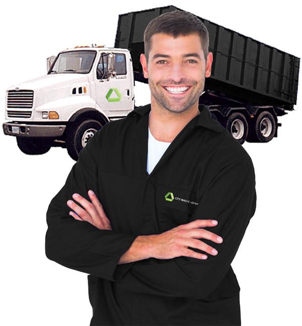 City Waste Services Staff